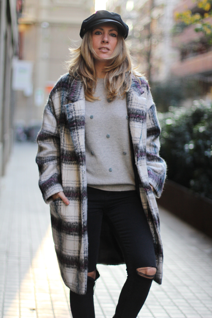 Plaid-coat-outfit-blogger-barcelona (8)