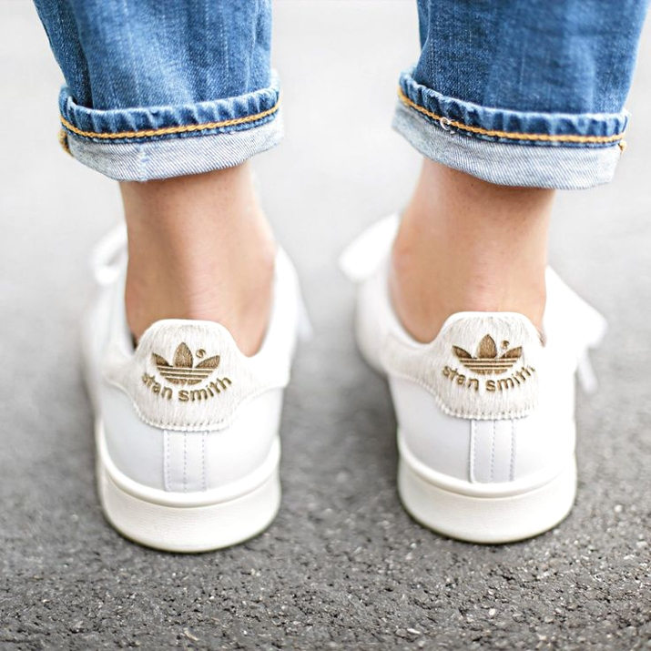 buy popular 6555f 79901 STAN SMITH ADIDAS   STREET STYLE