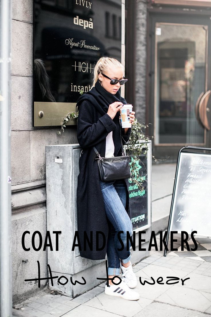 Coat-and-sneakers-how-to-wear