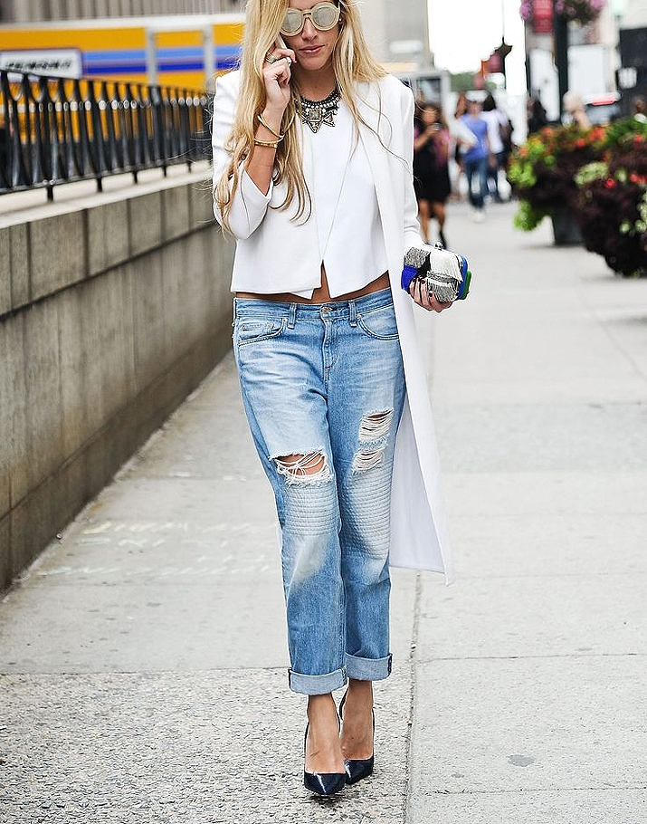 <> at Streets of Manhattan on September 9, 2014 in New York City.