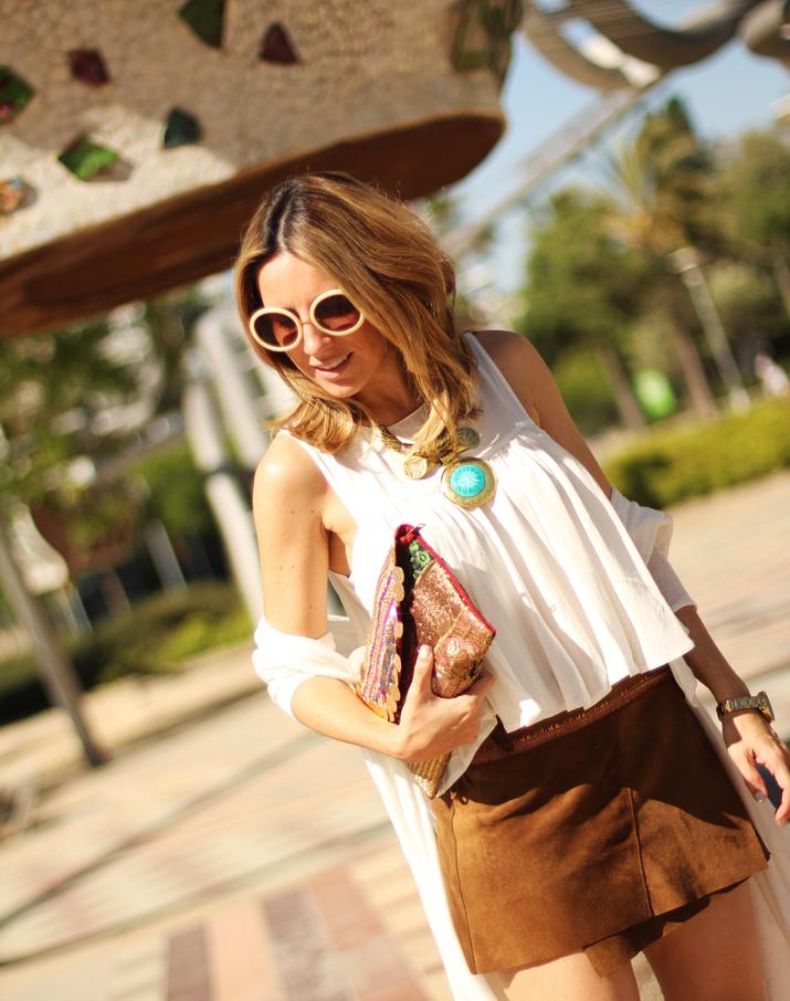 boho chic style blogger 2015