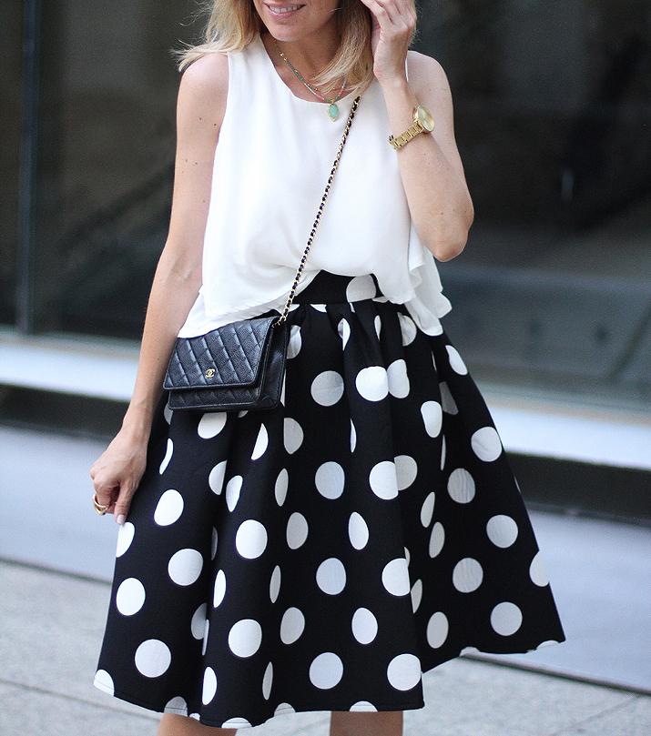 falda-lunares-blogger-Barcelona (3)
