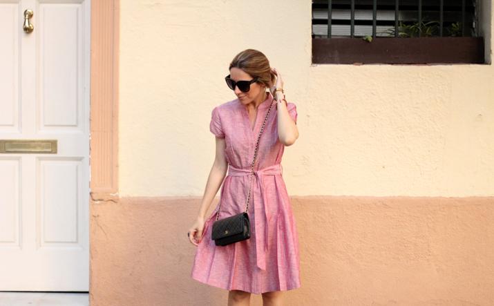 fashion-blogger-Barcelona-trench-dress (3)