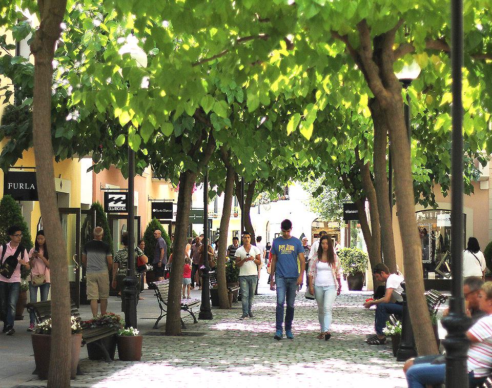 Blog de moda de barcelona for La roca barcelona