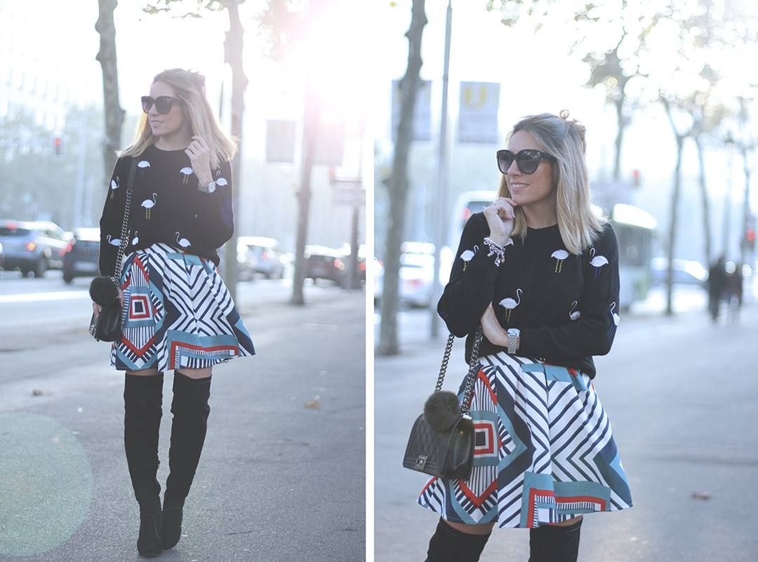 printed-skirt-blogger-2015
