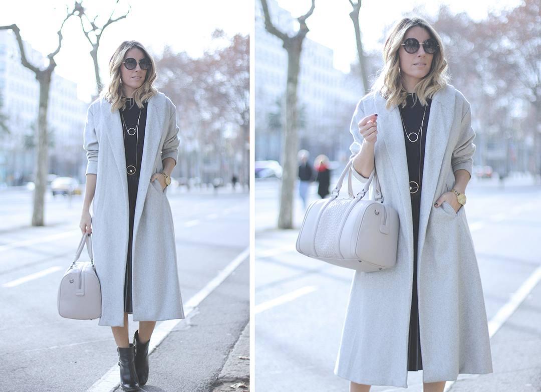 Look-con-maxi-abrigo-gris-blog-de-moda-barcelona-streetstyle-2016