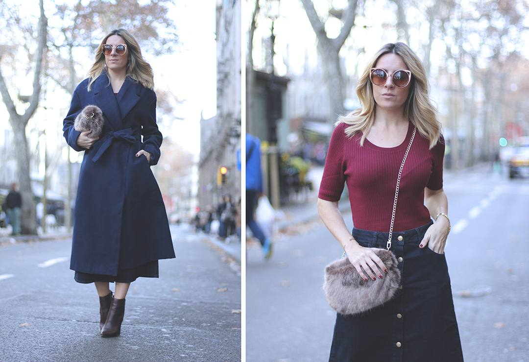 Look-top-punto-falda-denim-midi-fashion-blogger-barcelona-monica-sors