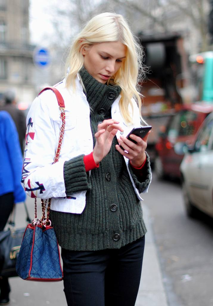 Street style Paris Fashion Week  blog(13)