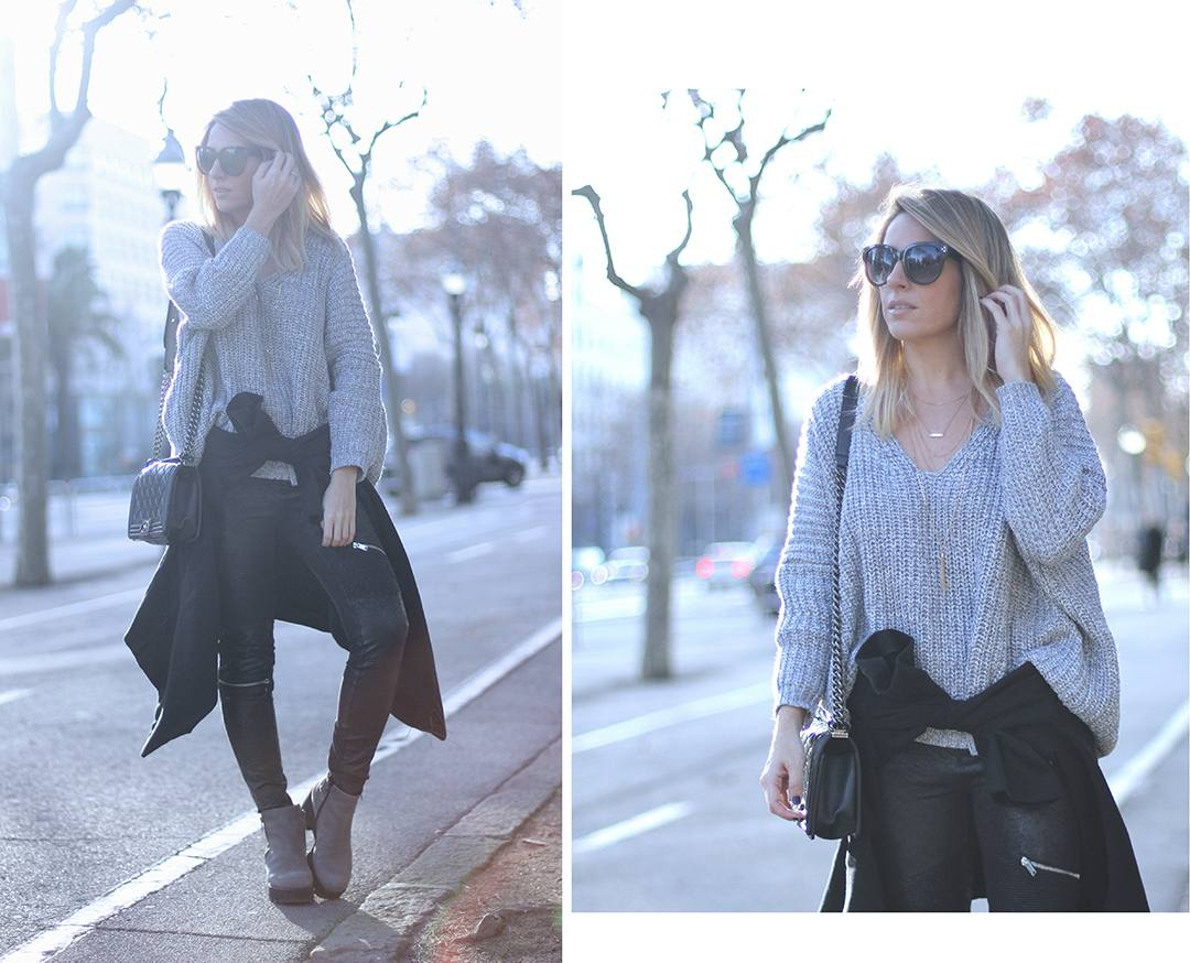 knit-jumper-streetstyle-black-and-grey-streetstyle-blogger