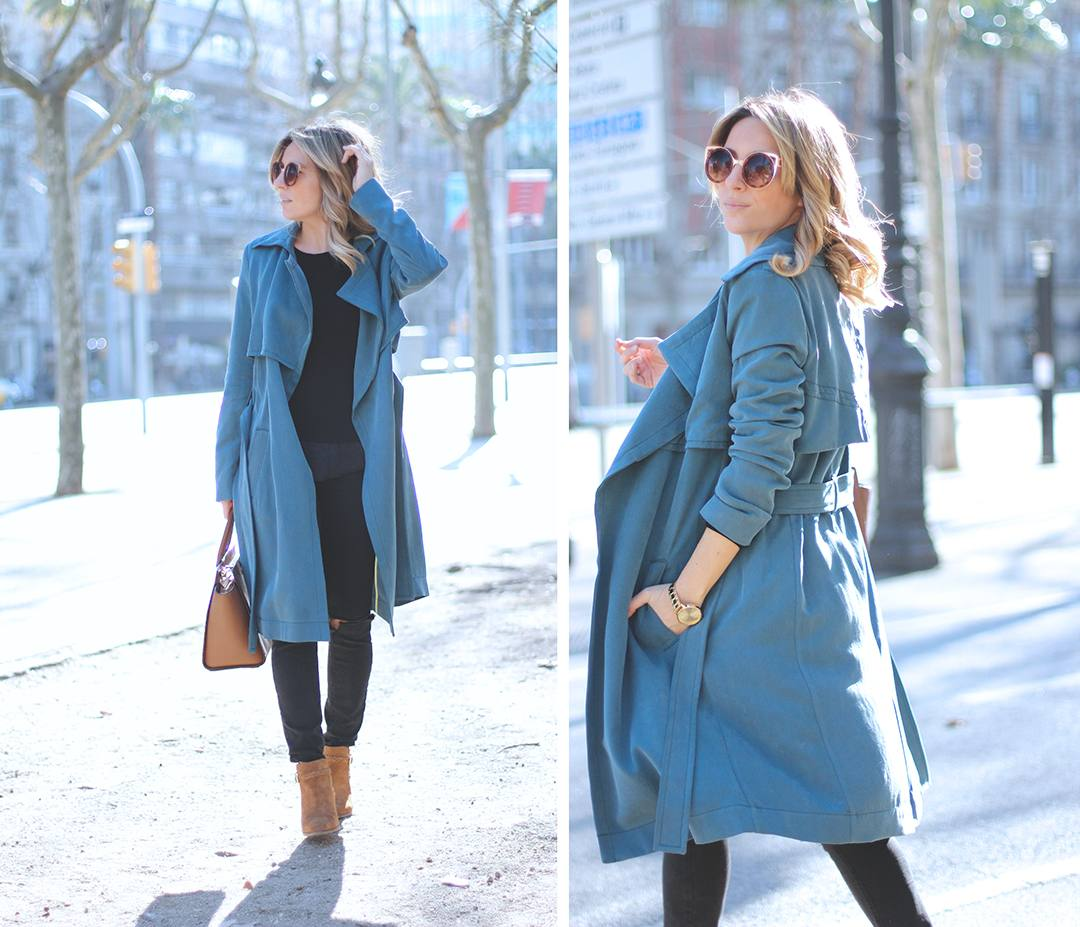 Barcelona-fashion-blogger-Mes-Voyages-a-Paris-by-Monica-Sors-blue-trench-ikks