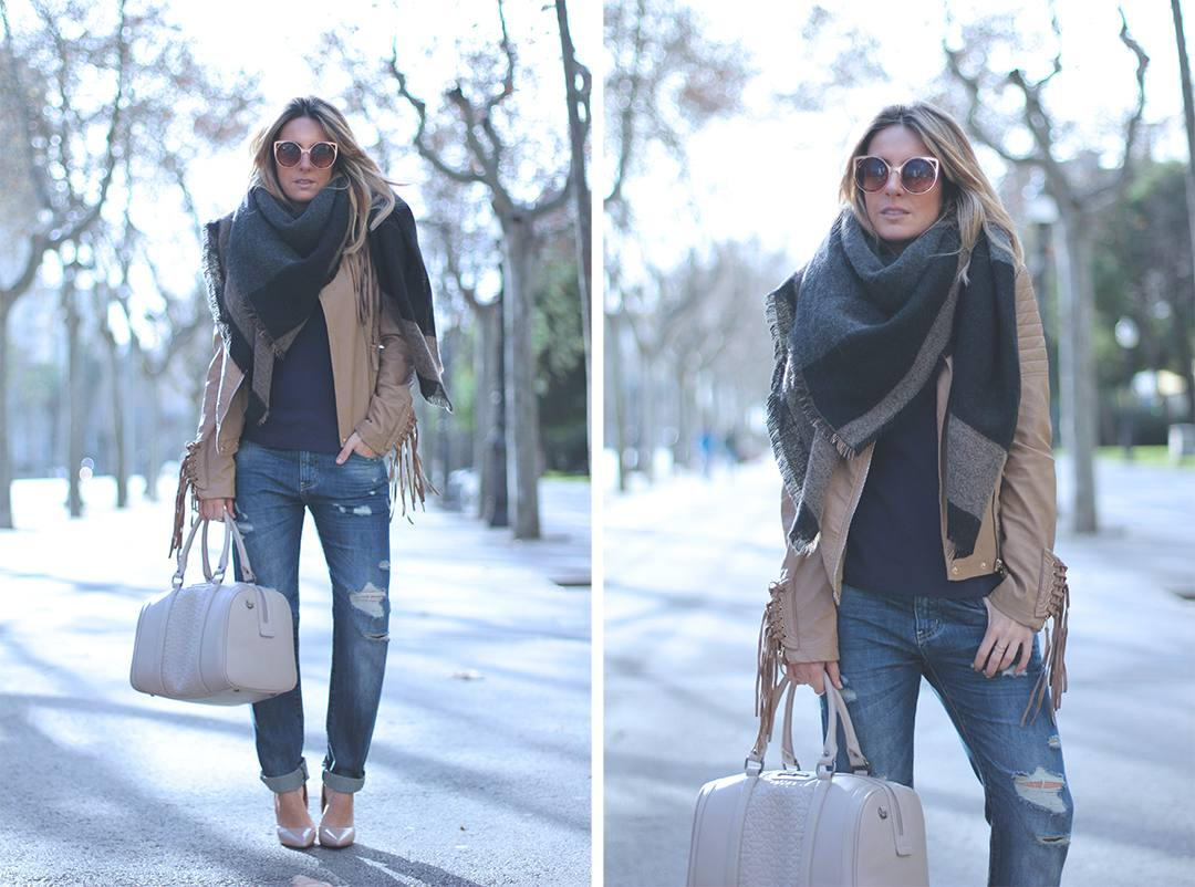 Outfit-casual-con-jeans-blogger-barcelona-monica-sors-oxygene