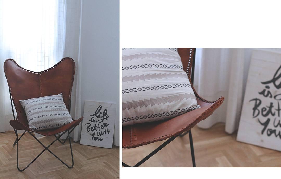 Blog de moda de barcelona - Silla mariposa ...
