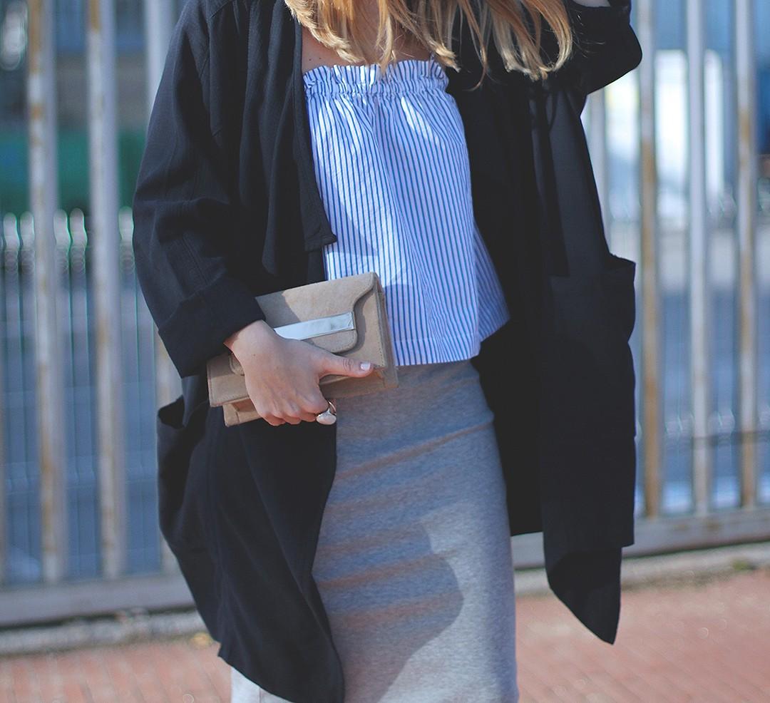 Como-llevar-una-falda-de-punto-2016