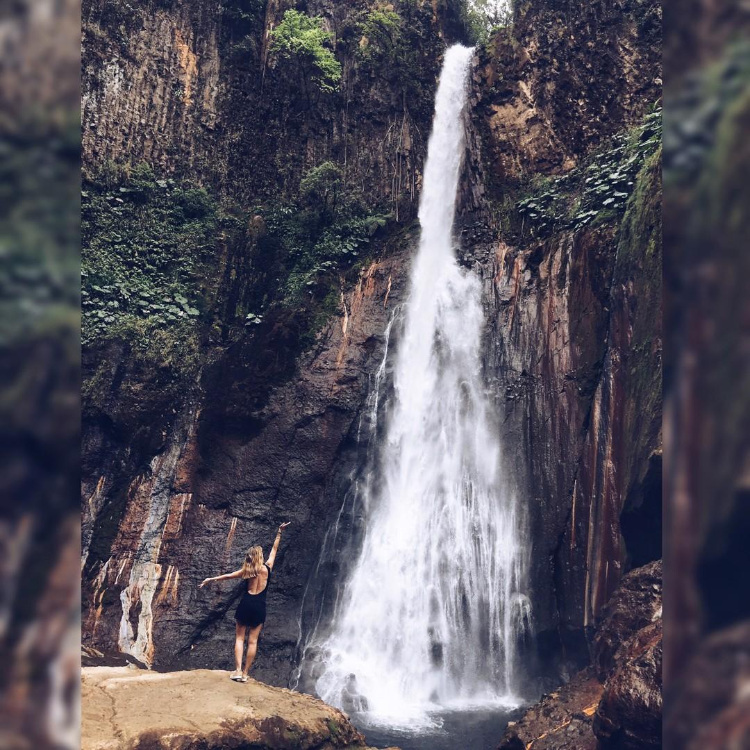 Toro-Waterfalls