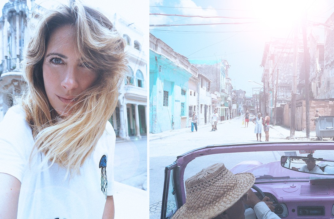 LA-HABANA-VIEJA-PINK-CAR-BLONDE-BLOGGER