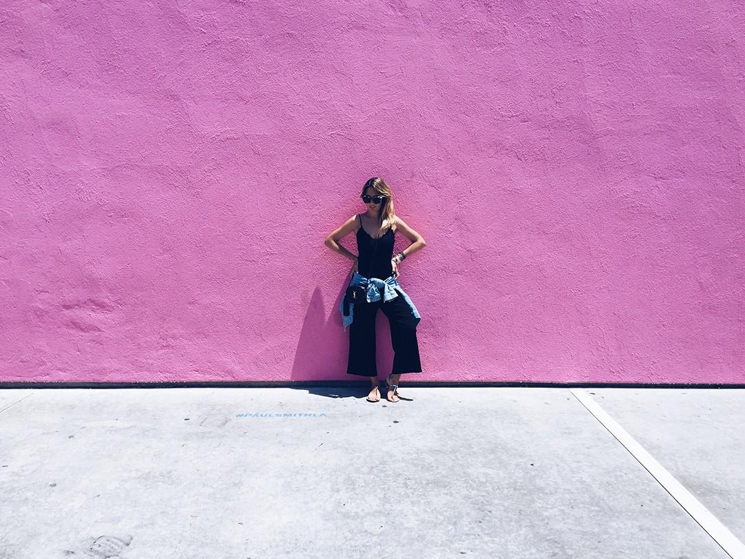 Pink-wall-Paul-Smith-LA-Instagram-spots