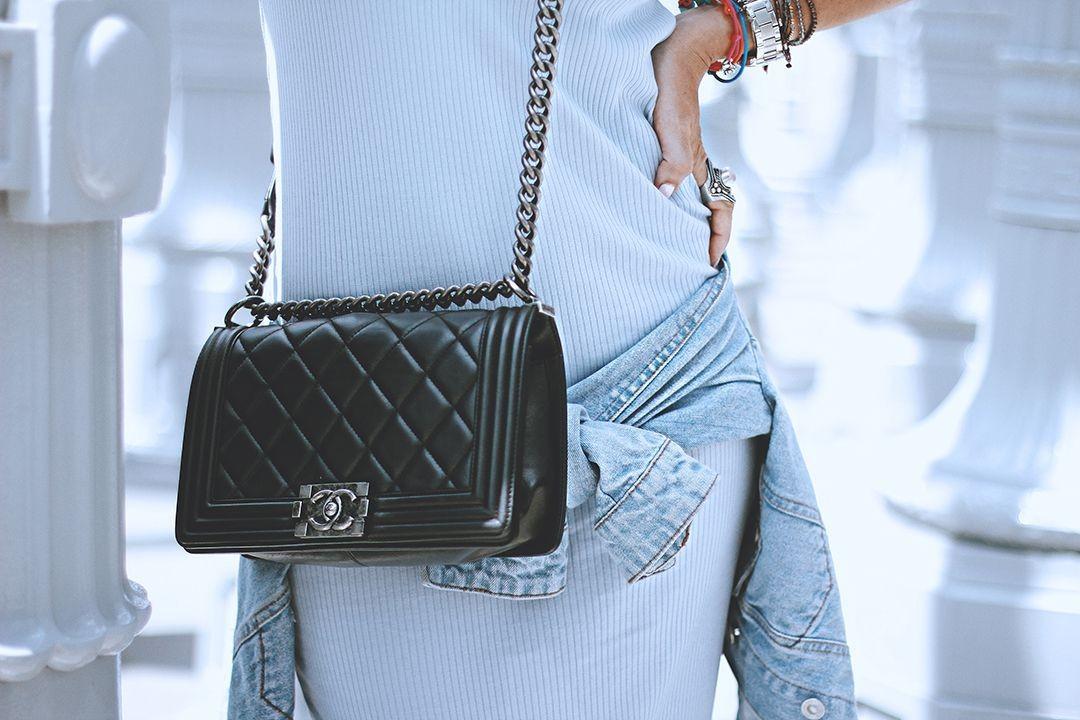knit-dress-la-fashion-blogger-lacma-museum