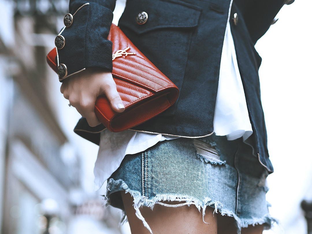 denim-skirt-blogger-ysl-bag-2016