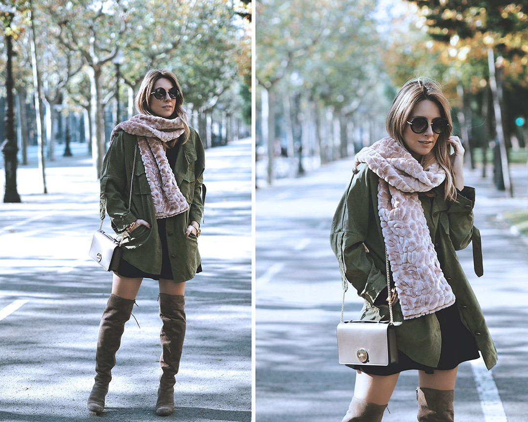 green-trench-outfit-2016-blogger-mvapgreen-parka-fashion-blogger-autumn-winter-2016-barcelona-streetstyleimg_2425-copia