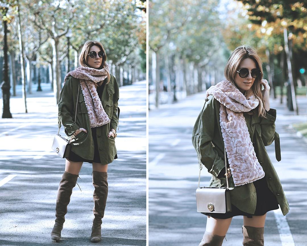 green-trench-outfit-2016-blogger-mvapgreen-parka-fashion-blogger-autumn-winter-2016-barcelona-streetstyleimg_2425-copia