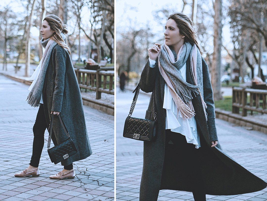 look casual chic blog de moda 2017 street style