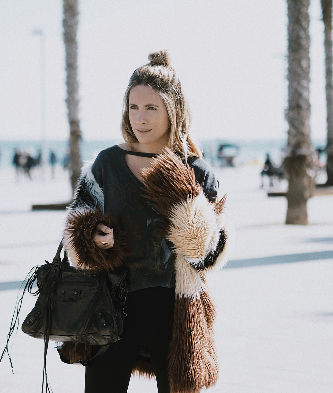 choker-tee-street-style-2017-fashion-blogger-Barcelona