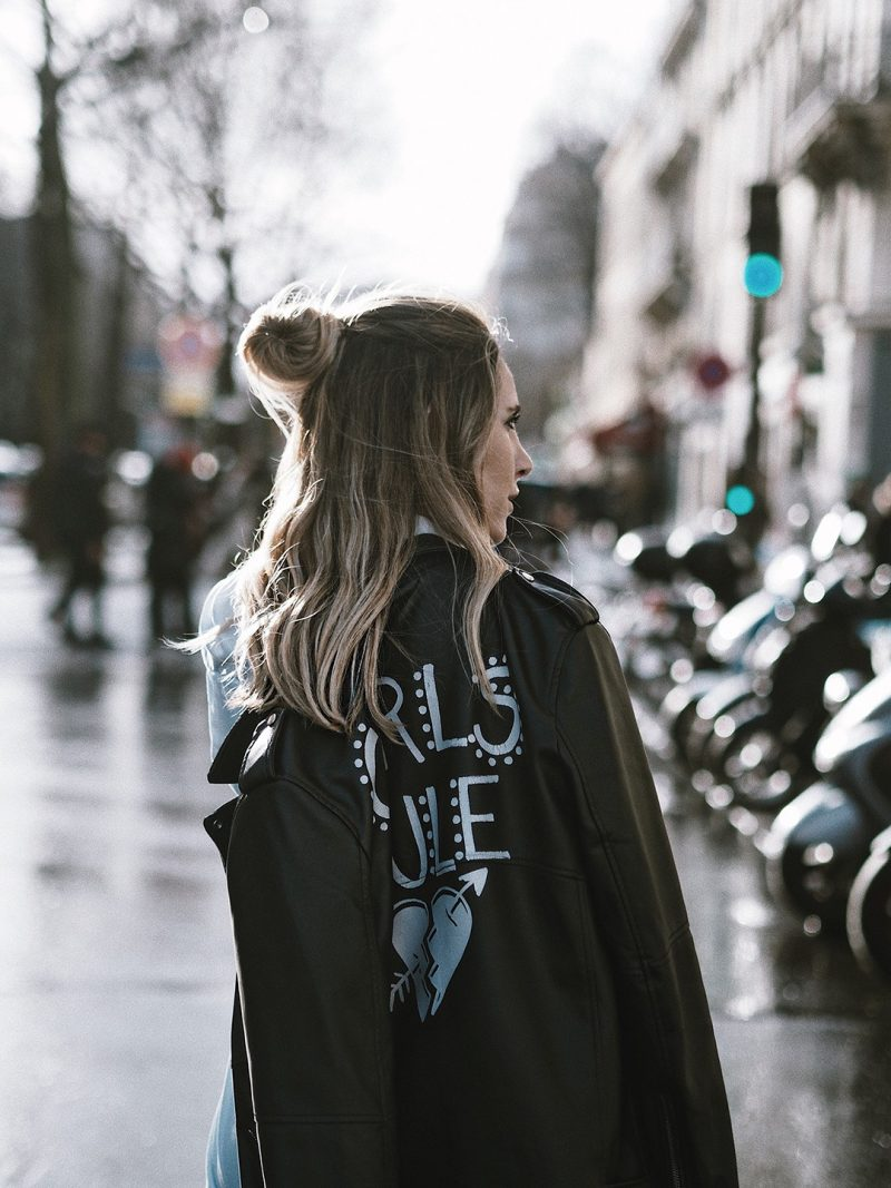 GIRLS RULE & RAINY PARIS