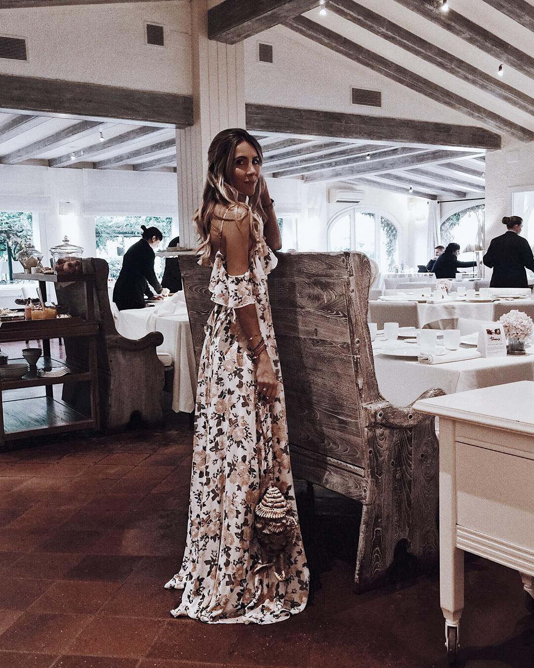 MAXI DRESS | ELS TINARS