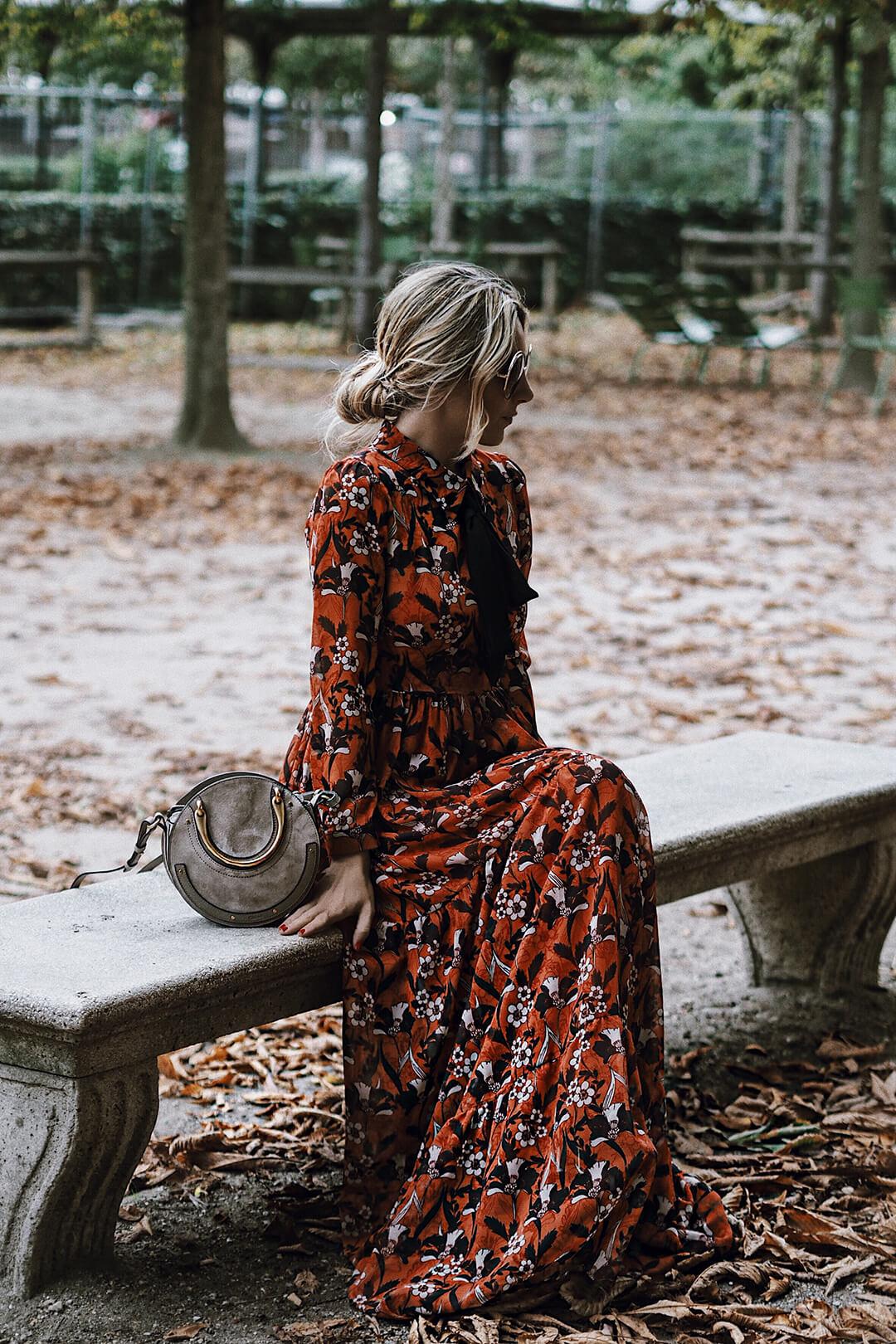 MAXI DRESS | MAGGIE SWEET & CREATION PROCESS