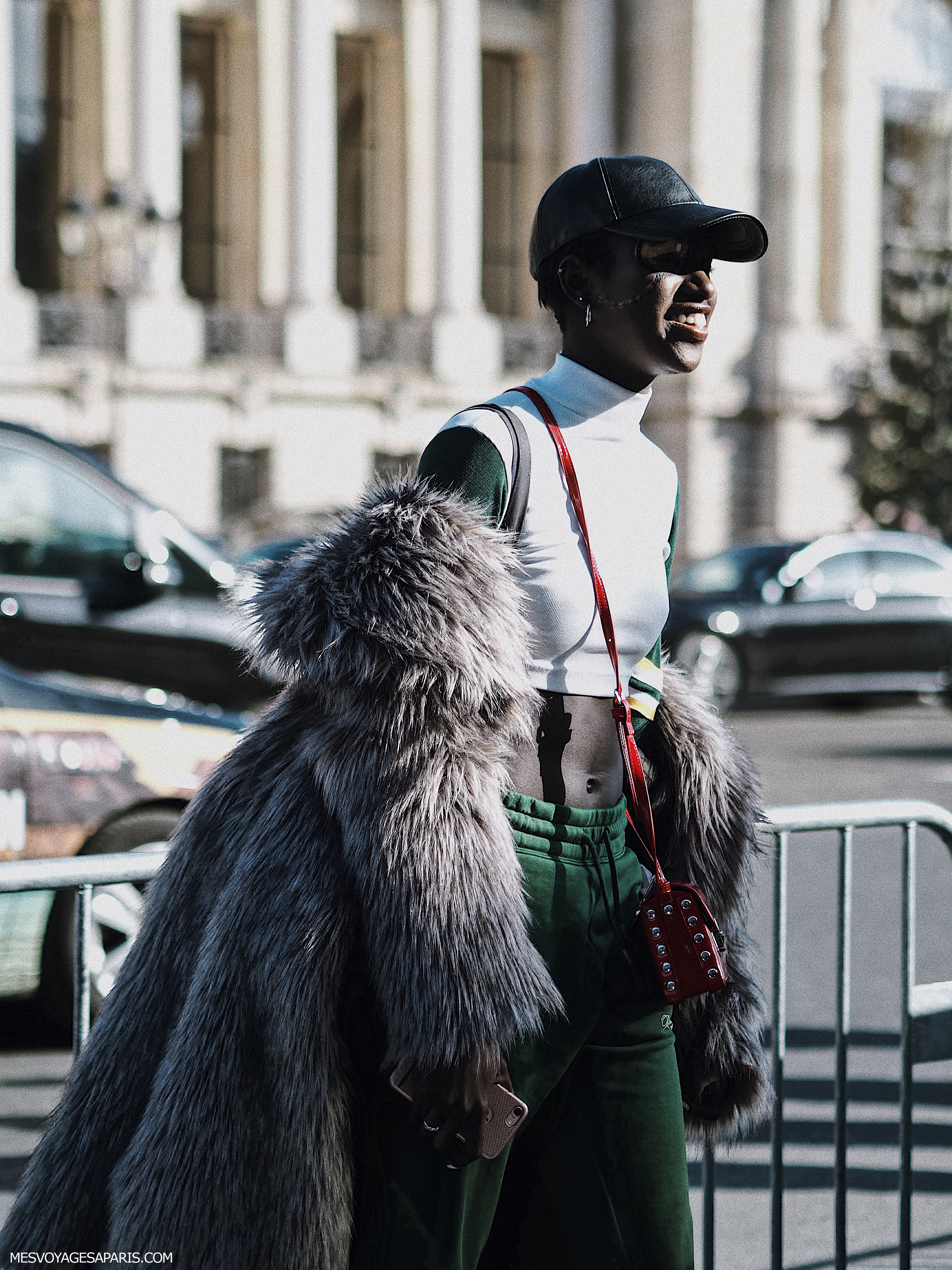 PFW STREET STYLE MARCH 2018