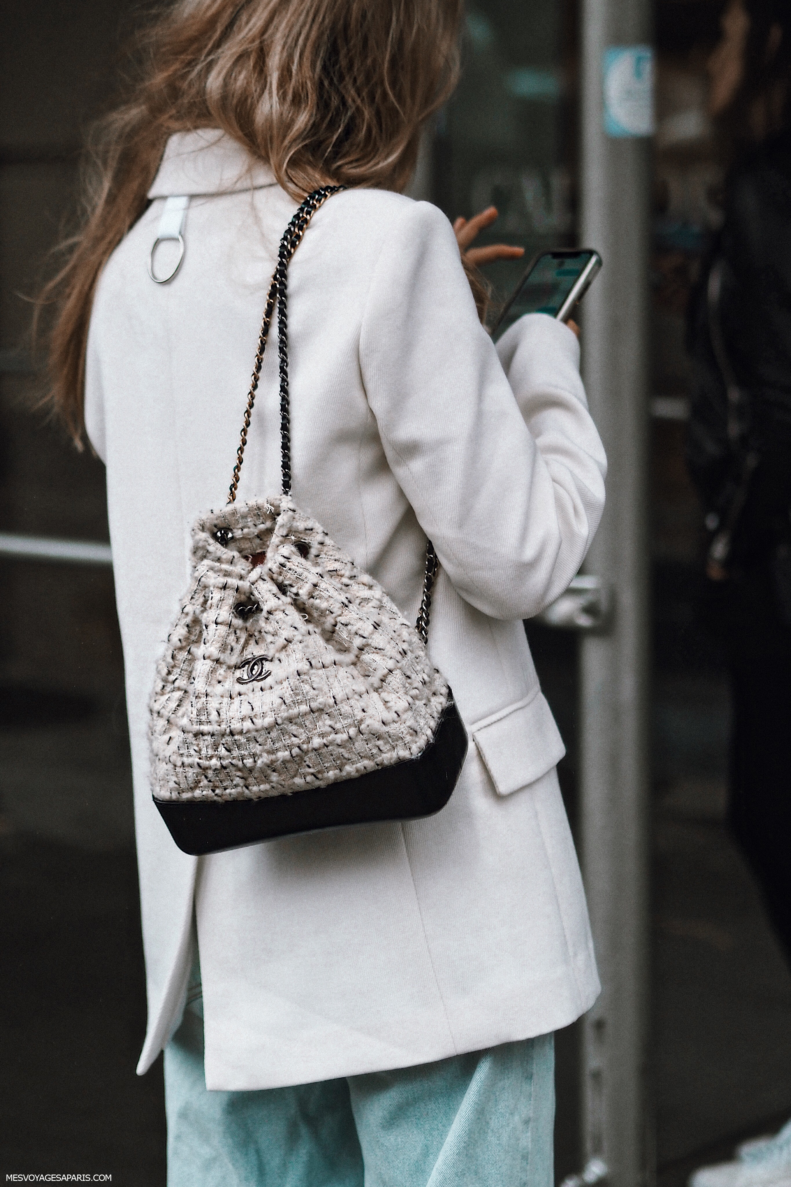 NYFW Street Style September 2018 white looks 7