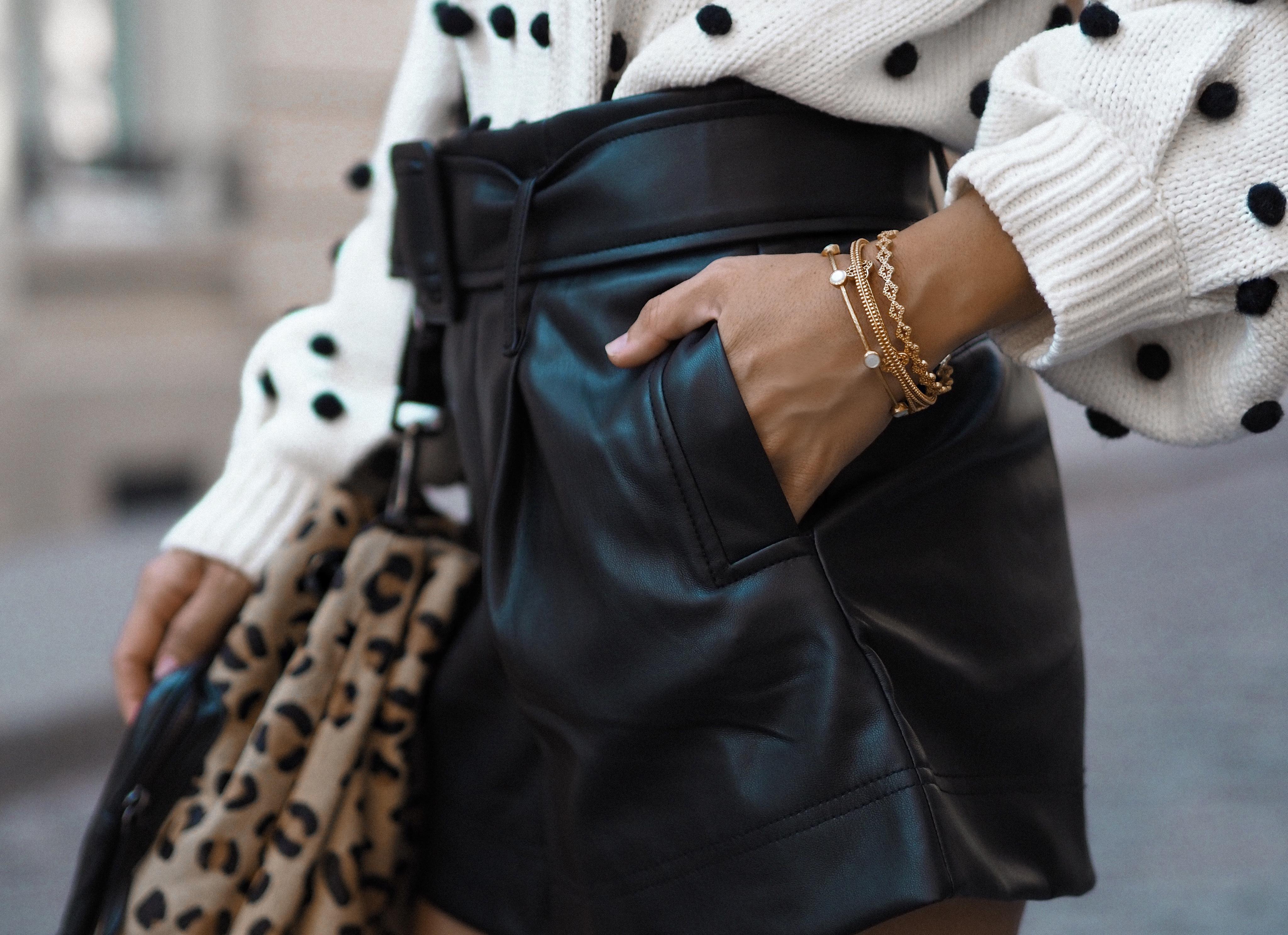 Julie vos bracelets street style