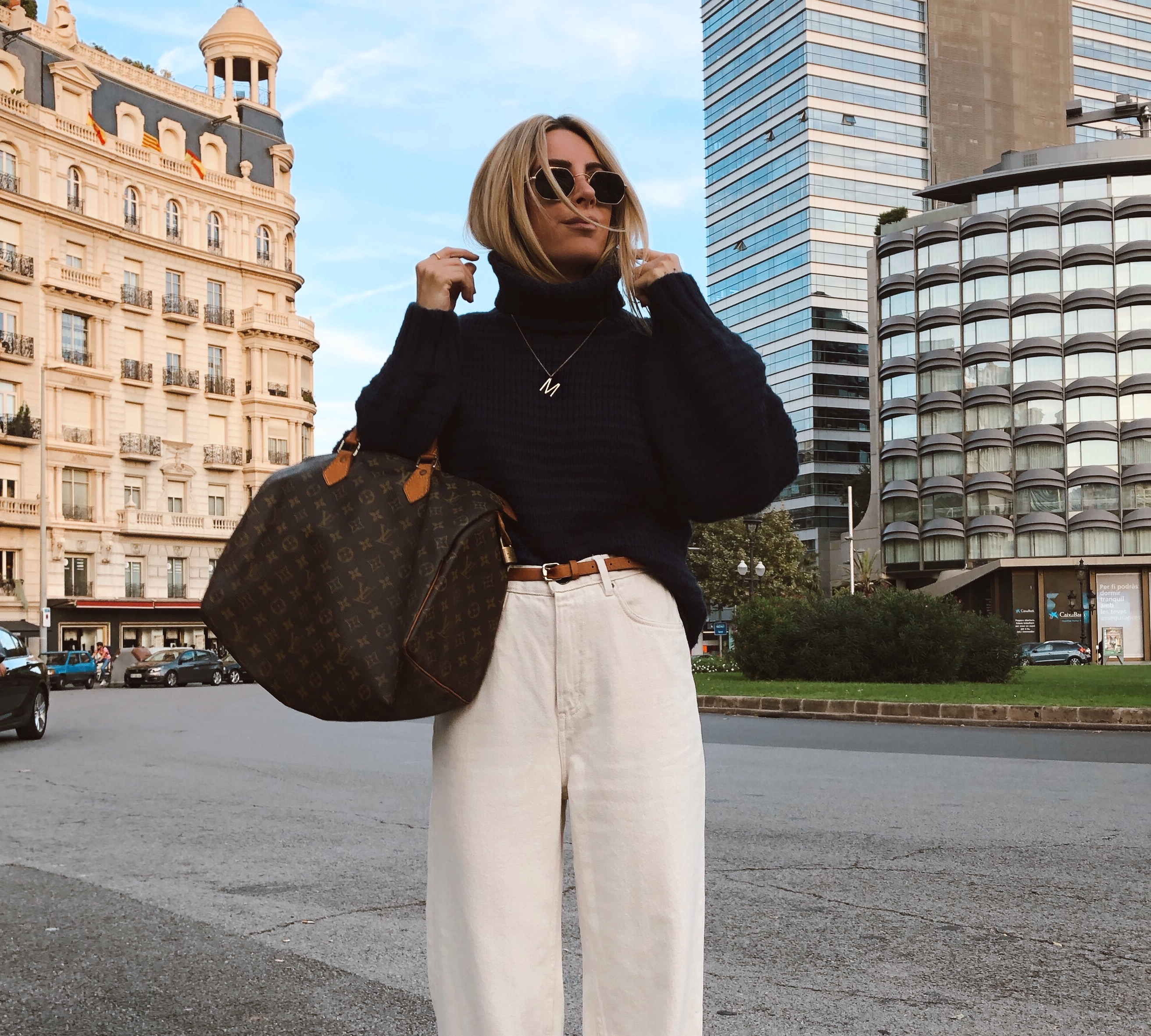 how-to-wear-slouchy-jeans-influencer-influencers